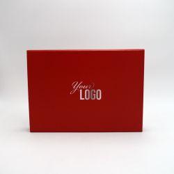 Personalisierte Magnetbox Flatbox 31x22x4CM | EVOBOX | HEISSES DRUCKEN
